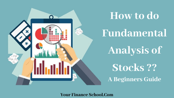 Fundamental Analysis of Stocks in 2020: A Beginner Guide